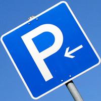 Cafe Anna Blank - kostenfreies Parken auf eigenem Parkplatz direkt neber dem Cafe